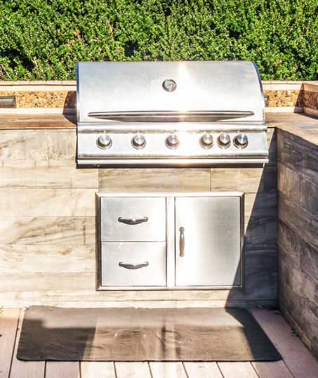 Alrick's Landscaping, LLC Outdoor Kitchen Services