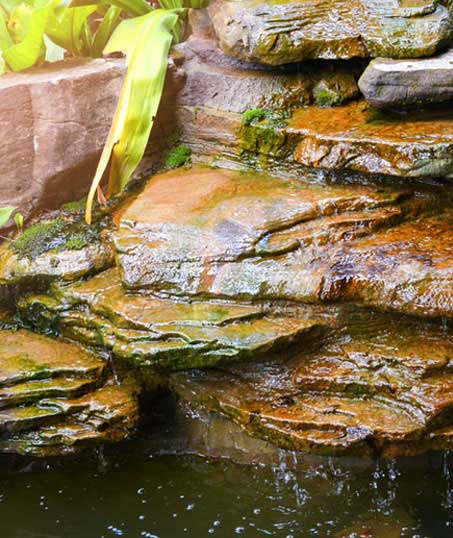 Alrick's Landscaping, LLC Commercial Water Features