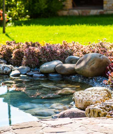 Alrick's Landscaping, LLC Residential Water Features